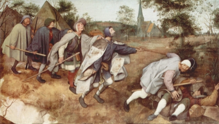 Pieter Bruegel d.æ.: De blinde