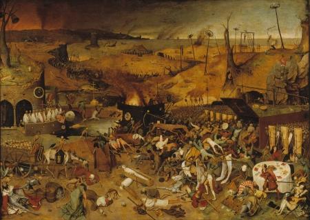 Pieter Bruegel d.æ.: Dødens triumf