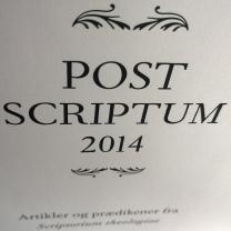 Post scriptum 2014