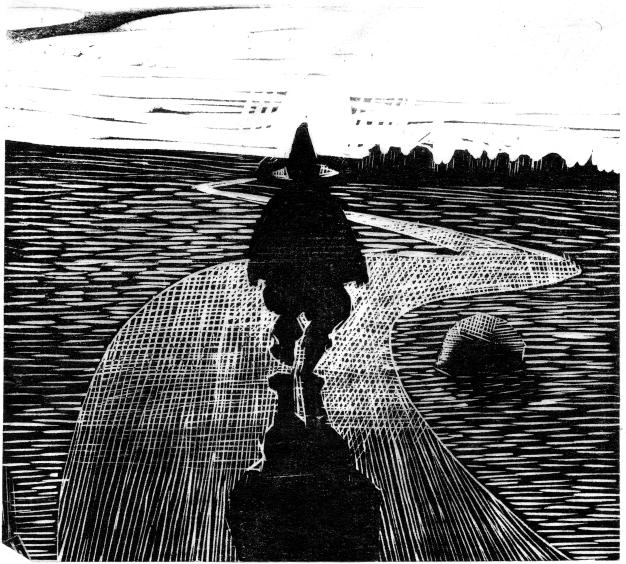Marcel Rasmussen (1913–1964): Pilgrim vandrer mod horisont